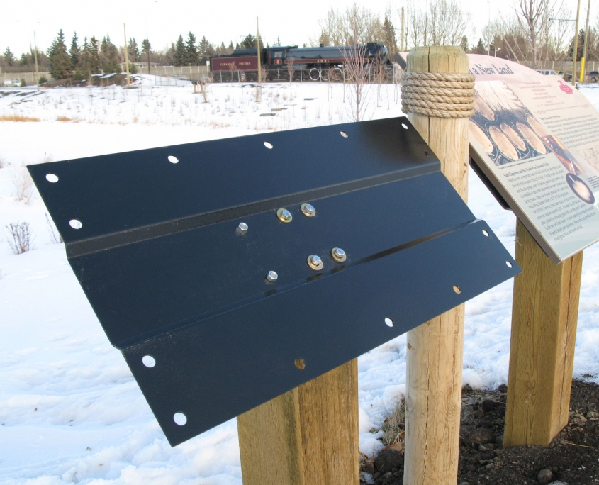 20 X 30 MOUNT PLATE