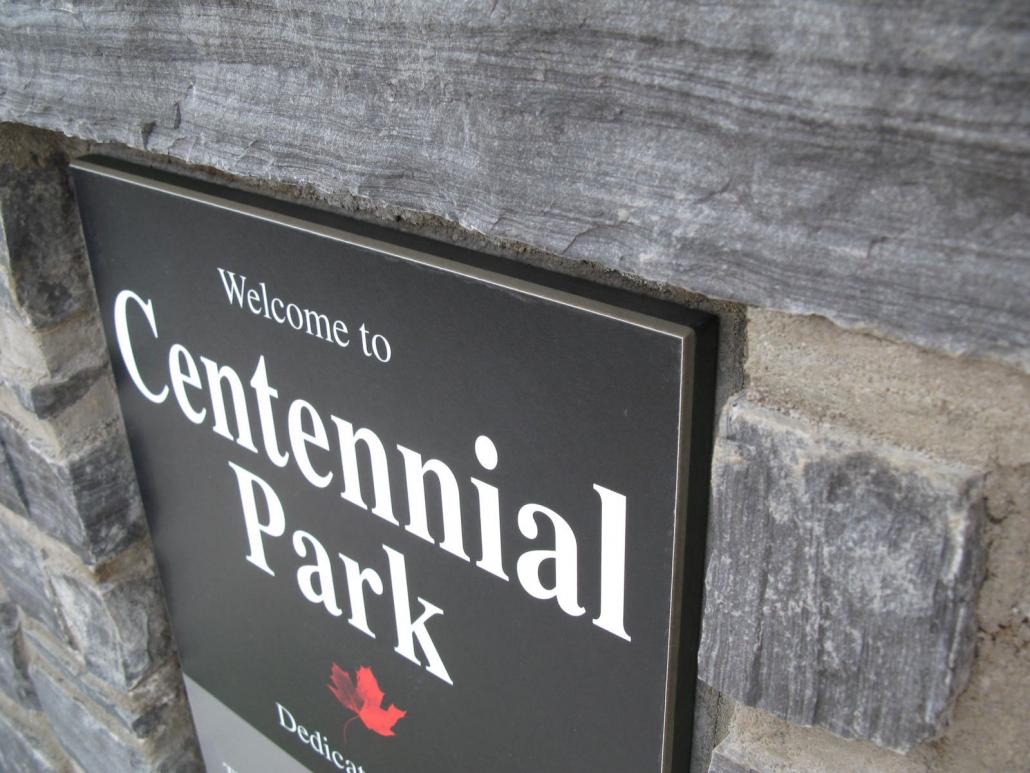 CENTENNIAL PARK CANMORE